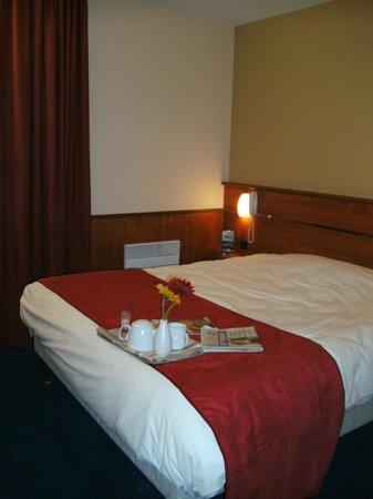 Brit Hotel Nantes La Beaujoire L Amandine 50 7 5