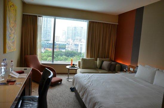 Фотографии Traders Hotel, Kuala Lumpur, Куала-Лумпур