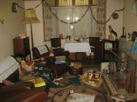 1950s living room - Picture of York Castle Museum, York ...