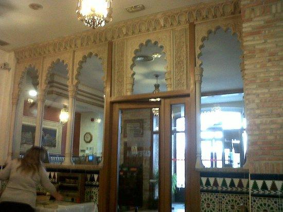 Estilo Arabesco Como La Princesa Galiana Picture Of Hotel