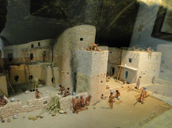 A must see  Chapin Mesa Archeological Museum Mesa Verde