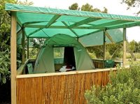 Elevated Tents & TreePod C&er Elevated Tent