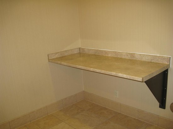 Guest Laundry Room folding table  Picture of Hampton Inn