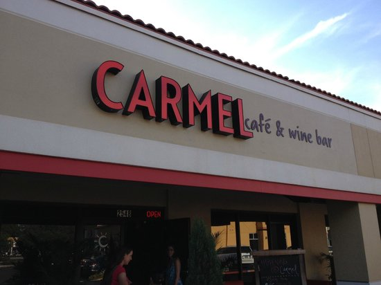 Carmel Kitchen Wine & Bar, Clearwater