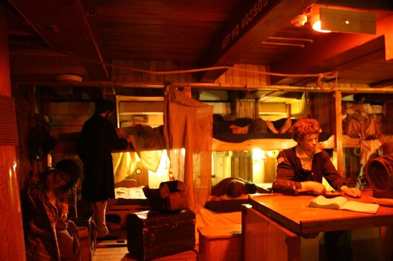 Jeanie Johnston Tall Ship and Famine Museum Dublin  All You Need to Know Before You Go with