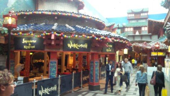 Tapas Restaurant Trafford Centre