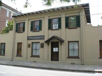 Girl Scout First Headquarters, Savannah GA