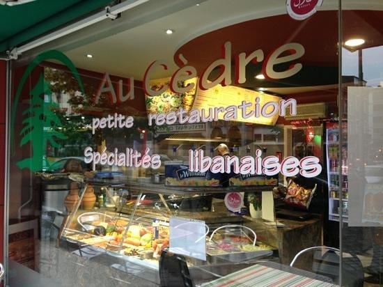 Au Cdre Lige  Restaurant Avis Numro de Tlphone  Photos  TripAdvisor