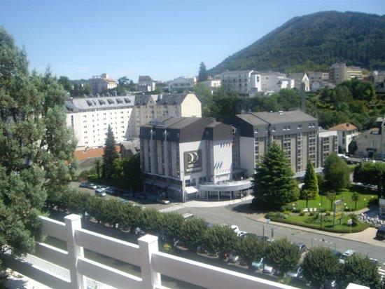 Veduta Dal Terrazzo Picture Of Quality Hotel Christina