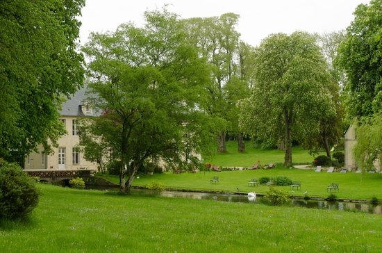 Chateau De Bellefontaine Bayeux France Picture Of Hotel