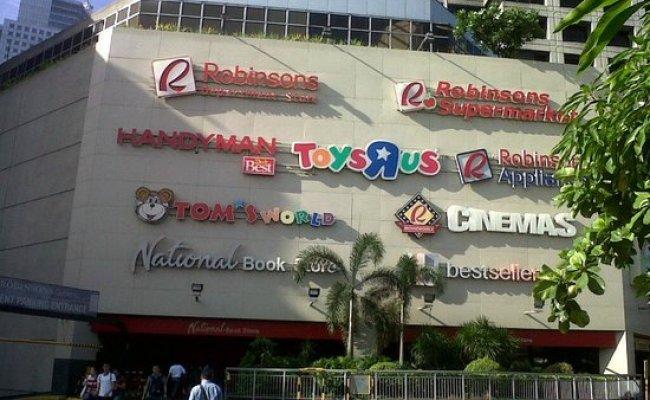 Entrance Picture Of Robinsons Galleria Pasig Tripadvisor