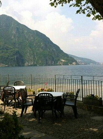 terrazza panoramica  Picture of La grolla Menaggio Menaggio  TripAdvisor