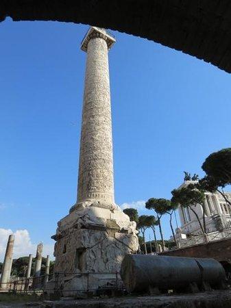 Rmische Huser Unter Dem Palazzo Valentini Rom