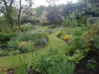 Autumn flowers at Hill Close Gardens - Picture of Hill ...