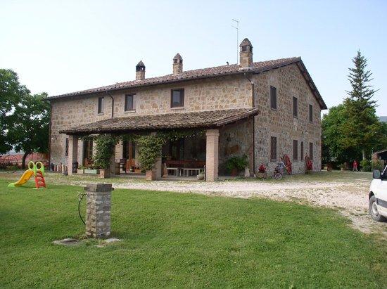 Agriturismo Cioccoleta Orvieto Italy Farmhouse