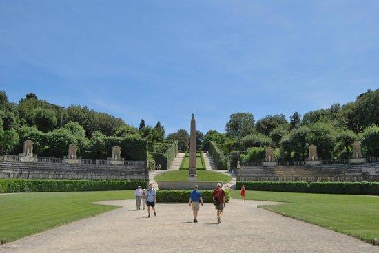 7  Bild von BoboliGarten Giardini Boboli Florenz  TripAdvisor