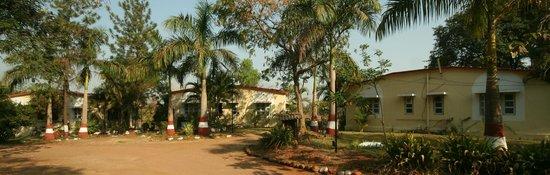 River Side Cottages Picture Of Khanvel Resort Silvassa