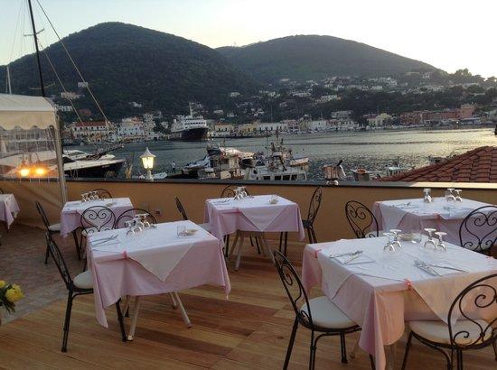 La Terrazza di Mim Ischia Porto  Restaurantbeoordelingen  TripAdvisor