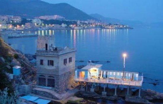 Vista dallalto  Foto di Bagni Santa Chiara Genova