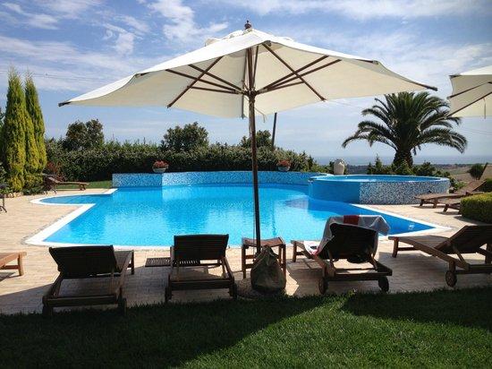 piscina Picture of Il Quadrifoglio Agriturismo