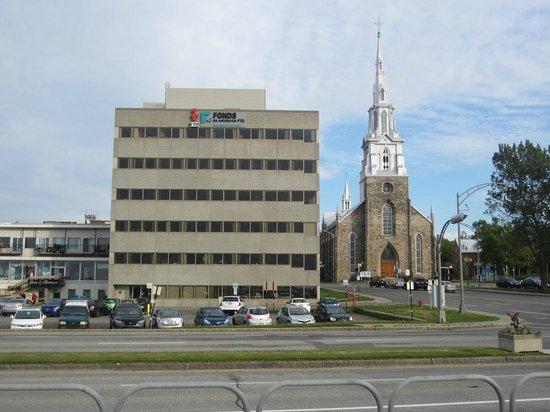 hotel le saint germain iglesia cerca del hotel