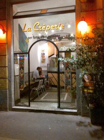 La Creperie Milano  Centro Storico  Ristorante Recensioni Numero di Telefono  Foto