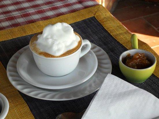 il cappuccino Foto di BB le rondini Chiusi TripAdvisor