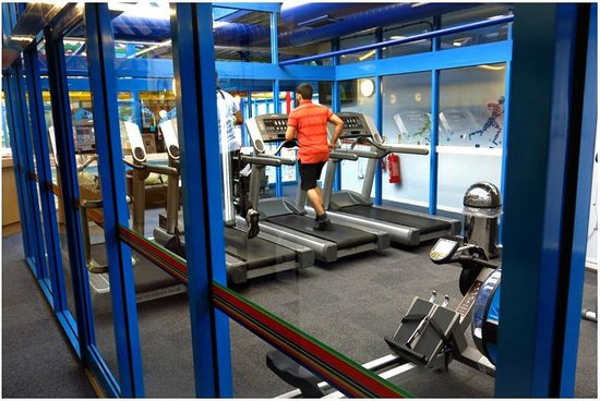 The Gym Picture Of Park Inn By Radisson Hotel Conference