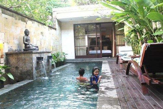 The Guest Bedroom Ranggana Villa Picture Of Gending Kedis