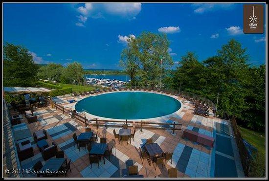 Enjoy Verbella  ristorante  piscina