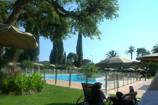 Piscine Picture Of Najeti Golf Hotel Valescure Saint