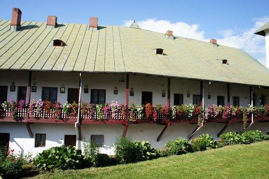 Govora Monastery  Picture of Baile Govora Valcea County