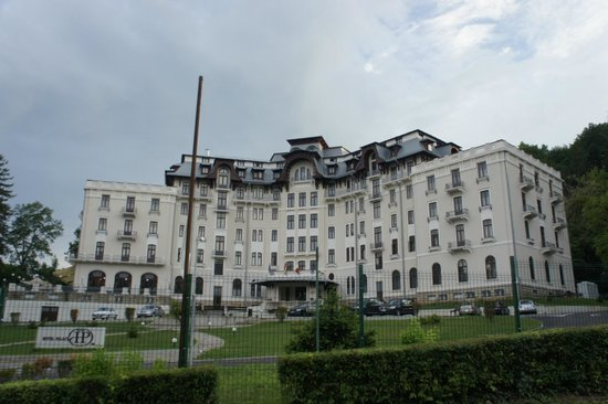 Hotel Palace  Govora  Picture of Baile Govora Valcea