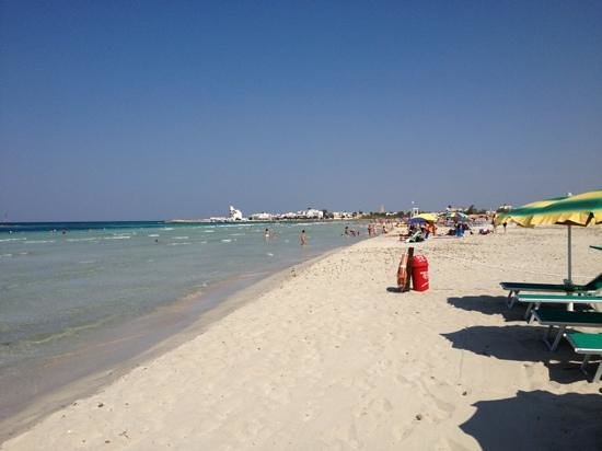 la spiaggia di Torre San Giovanni  Foto di Messapia Hotel  Resort Santa Maria di Leuca  TripAdvisor