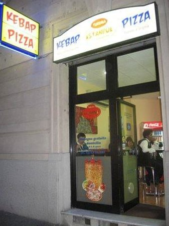Ristorante Istanbul Kebap in Milano con cucina Turca