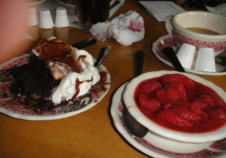 Daniel Boone Inn Restaurant North Carolina