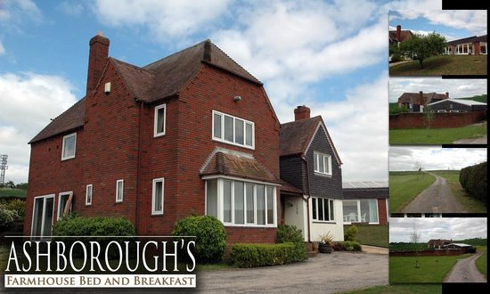 Ashboroughs Farmhouse Bed And Breakfast Bromsgrove Angleterre Voir Les Tarifs Et Avis