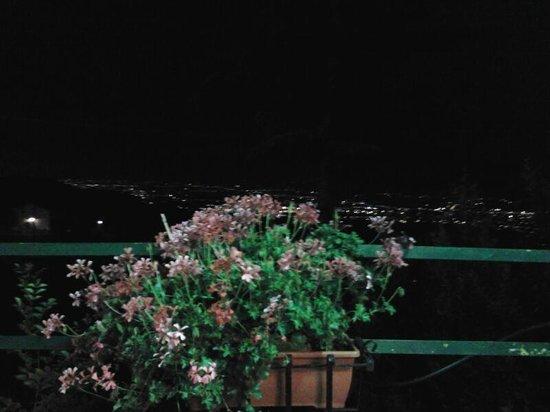 vista terrazza panoramica  Bild von La Cugna Pistoia  TripAdvisor