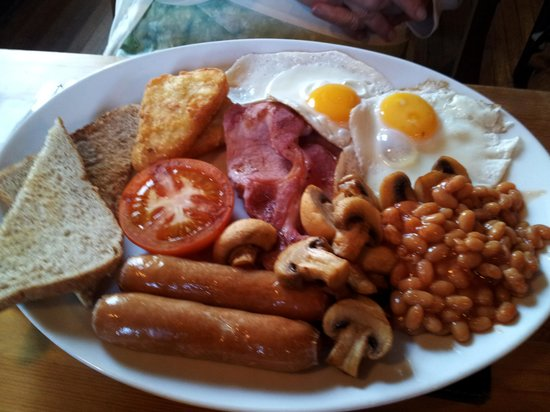 All Day Breakfast Pub Meal Very Nice Picture Of The
