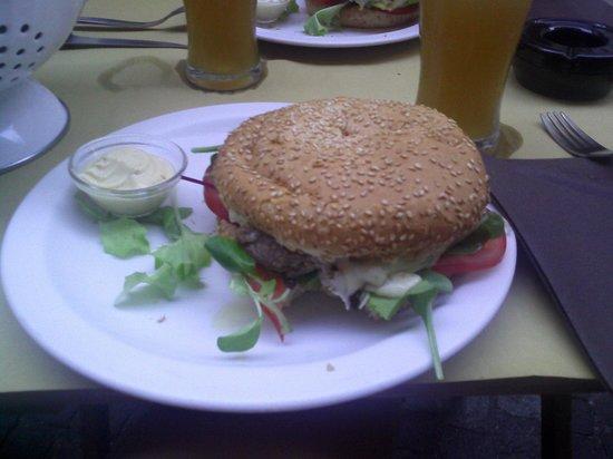 Hamburger  Foto di Casa Nani Brescia  TripAdvisor
