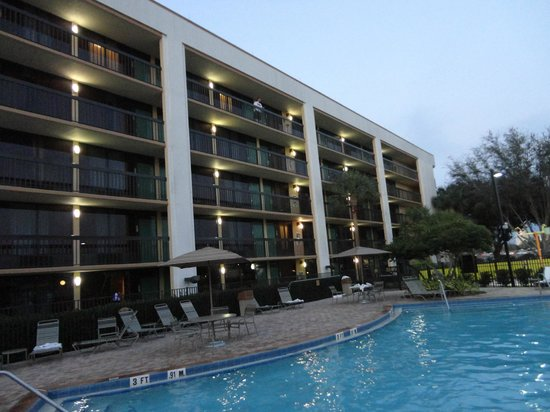 reas do hotel  Picture of Clarion Inn Lake Buena Vista