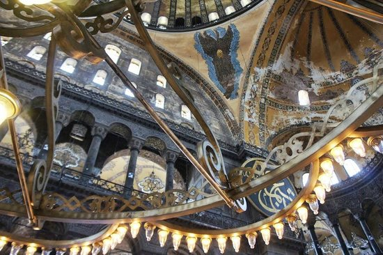 Hagia Sophia Museum Church Ayasofya Incredible Details