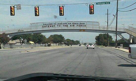 323d Air Force San Antonio Texas