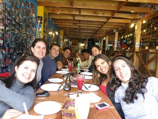 Timbal de centolla  Foto de La Luna Restaurant Punta