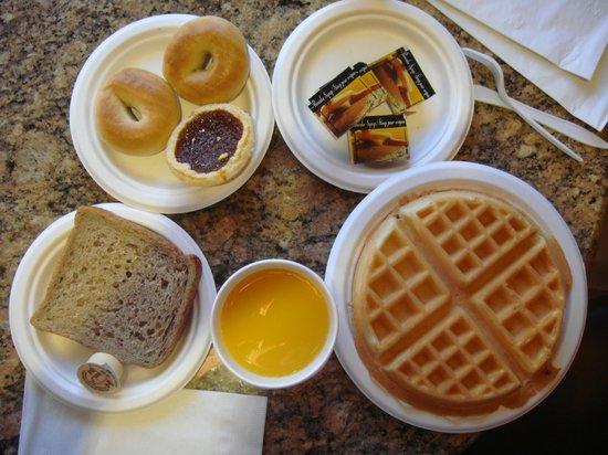 Sample Of Breakfast Picture Of Best Western Peace Arch Inn