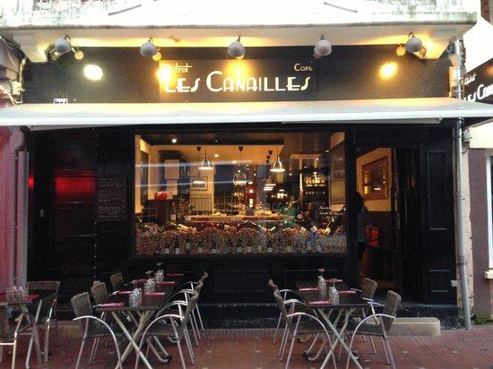 Les Canailles Le Touquet Paris Plage Restaurant Avis