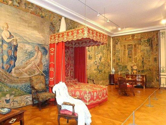 La Chambre De Psyche Sully Sur Loire Picture Of Chateau