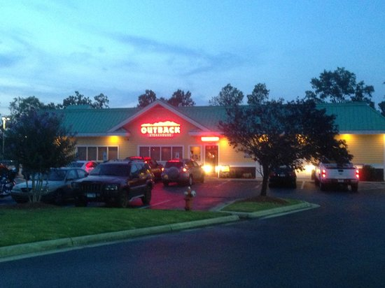 Outback Steakhouse Rocky Mount Restaurant Reviews