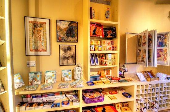 Gift Shop Casa Mila  Picture of La Pedrera Barcelona