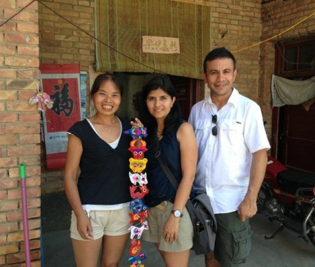Alexs Epic Xian Day Tours Countryside Tour Visit The Real Country Life In